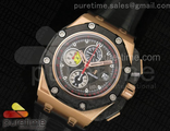 Royal Oak Offshore Grand Prix Rose Gold