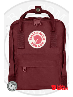 Рюкзак Fjallraven Kanken Mini Ox Red