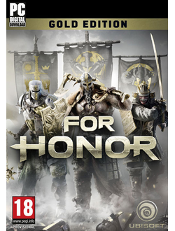 For Honor: Gold Edition [UPLAY] (PC)