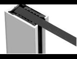 Профиль для душевой кабины A-M-100 (аналог Metalglas, Италия)