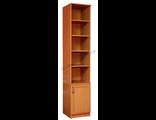 Шкаф с открытыми книжными полками В-5