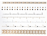 Временные тату (Flash Tattoos)(№371)