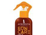 Сухое масло для загара SUN CARE MARMELADA BRONZE 150 мл