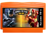 """Batman and Flash"" Игра для Денди ""Бэтман и Флэш"" (Dendy Game)"