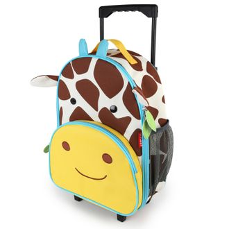 Детский дорожный чемодан Skip-Hop Zoo Luggage Жираф
