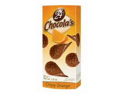 24 Chocola's Crispy Orange (Бельгия)