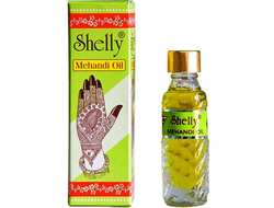 Масло для мехенди Shelly Mehandi Oil, 6 мл