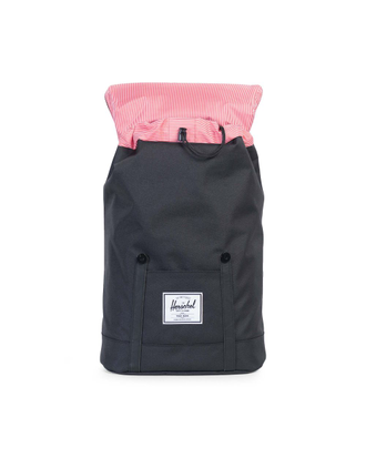 Herschel Retreat Black/Black открытый