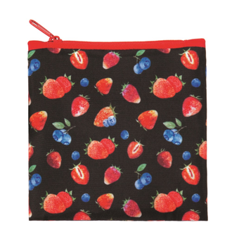 Сумка LOQI FASHION - JUICY Strawberries