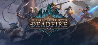 Pillars of Eternity II: Deadfire - Ultimate Edition (New)[Nintendo Switch, русские субтитры]