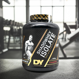 Dorian Yates Shadowhey Isolate