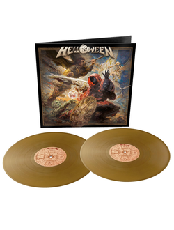 HELLOWEEN - Helloween 2-LP gold