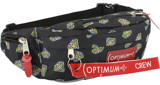 Сумка на пояс Optimum XL Print RL, бриллианты