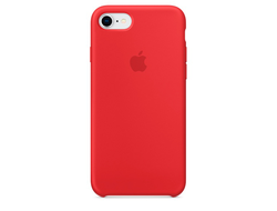 Чехол для iPhone Apple iPhone 7/8 Silicone (PRODUCT)RED (MQGP2ZM/A)