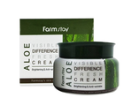 Увлажняющий крем с алое Farm Stay Visible Difference Moisture Cream Aloe