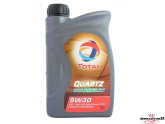 Total QUARTZ 9000 FUTURE NFC 5W30 1л