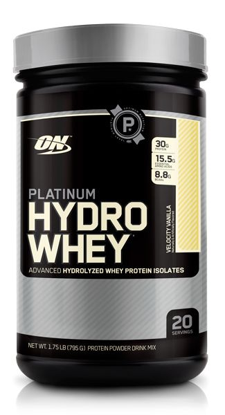 Platinum HydroWhey 1.75 lb Optimum Nutrition