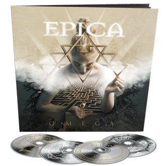 EPICA - Omega EARBOOK