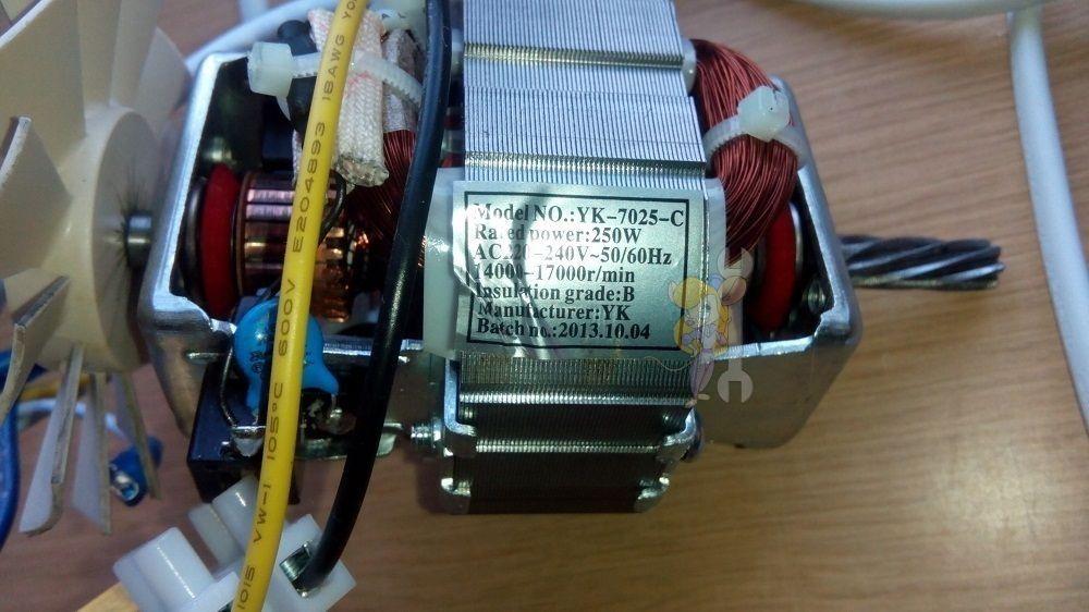 схема двигателя мясорубок электро для