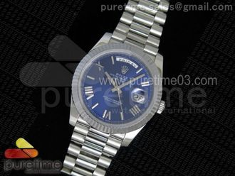 Day-Date 40 228239 Blue