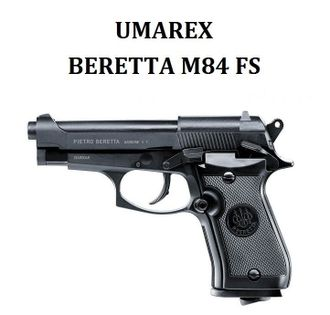 Пневматический пистолет Beretta M84 https://namushke.nethouse.ua/products/287284