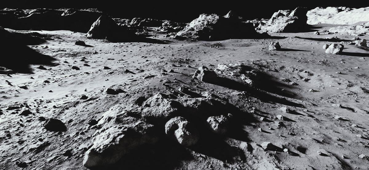 морда фото поверхности луны крупным планом операции