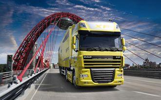 DAF Euro 6Modellpalette  DAF Trucks Deutschland