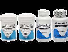 Набор таблеток амигдалина для перорального приема
