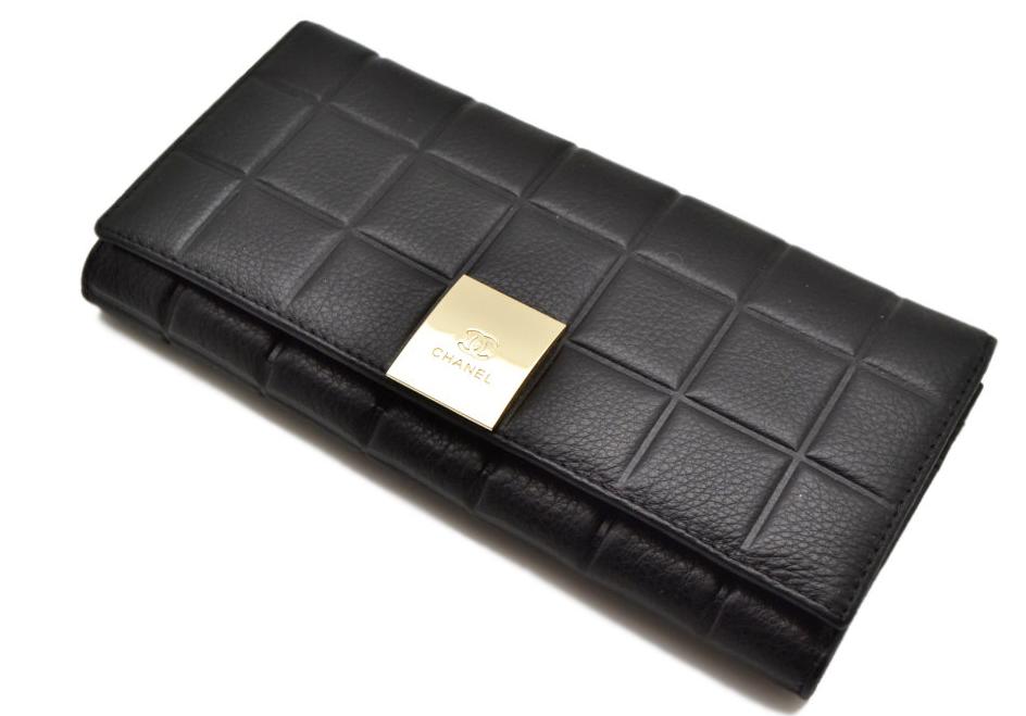 b942ea60550a Купить кошелек женский кожаный CHANEL со скидкой в Москве
