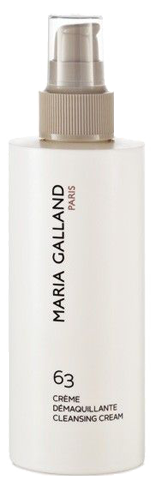 63 Creme Demaquillante (Cleansing cream) Maria Galland, Очищающий крем