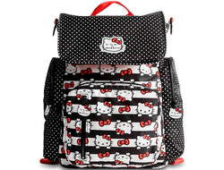 Рюкзак Be Sporty Ju Ju Be Hello Kitty Dots Stripes