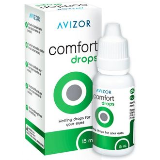 Avizor Comfort Drops 15ml