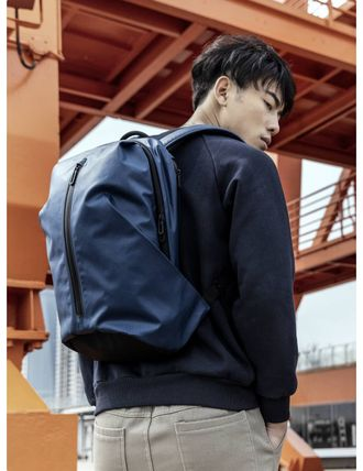 Рюкзак Xiaomi 90 Points Multifunctional All Weather Backpack синий
