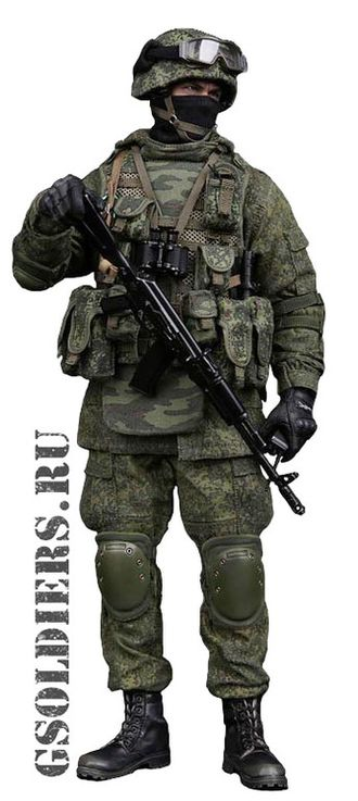 "DAM Toys Russian Airborne Troops 'VDV' in Crimea (78019) ""Вежливые Люди"" КУПИТЬ"