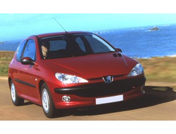 17.09 Peugeot 206 hatchback 1996 - 2006 all картера и кпп