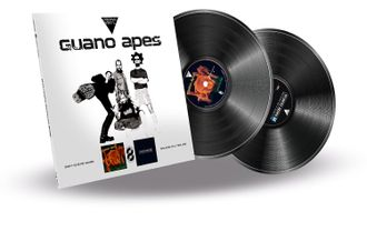 Guano Apes Original Vinyl Classics: Don't Give Me Names + Walking On a Thin Line 2-LP
