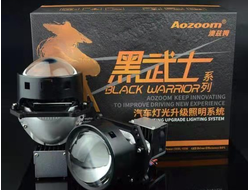 Билед модули Aozoom Black Warrior (ALPD-1203), 3.0 дюйма, 5500K, (комплект, 2шт)
