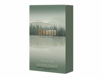Набор GENWOOD SHAVE
