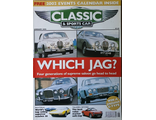 Classic And Sports Car Magazine January 2002, Иностранные журналы, Intpressshop