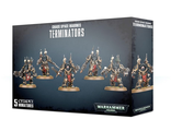 Warhammer 40000: Chaos Space Marines Terminators