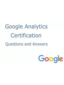 Google Analytics Certification Exam Answers 2018