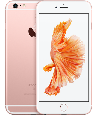 iPhone 6s Plus 128gb Rose Gold - A1687