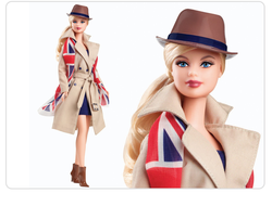 United Kingdom Barbie / Барби Великобритания