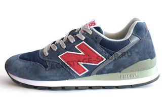 Кроссовки New Balance 996 Blue/Re