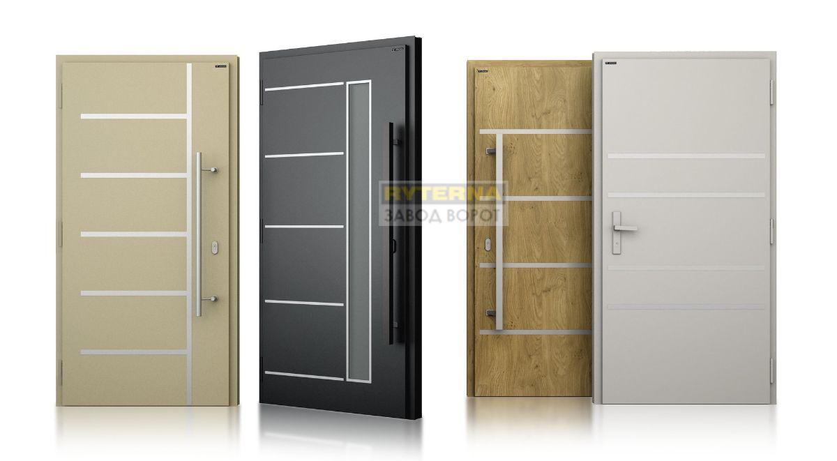 теплые уличные двери для дома производство дверей для дома-Харьков, Киев, Одесса