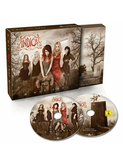 Indica - A Way Away CD+DVD