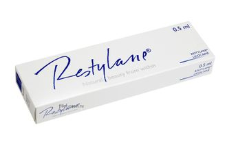 филлер restylane lidocaine 05ml