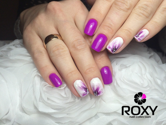 Гель-лак ROXY nail collection 044-Марганец (10 ml)