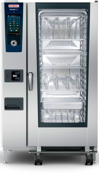 ПАРОКОНВЕКТОМАТ RATIONAL ICOMBI® PRO 20-1/1 CF1GRRA.0001262 GAS