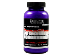 (Ultimate Nutrition) Creatine Monohydrate - (300 гр)